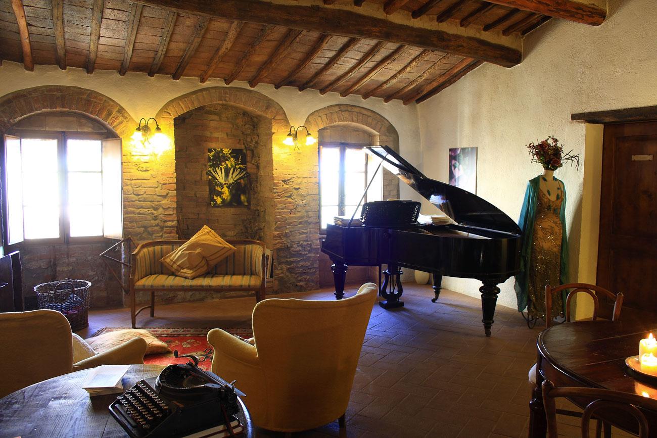 Bed & Breakfast a Bagno Vignoni, per una vacanza romantica